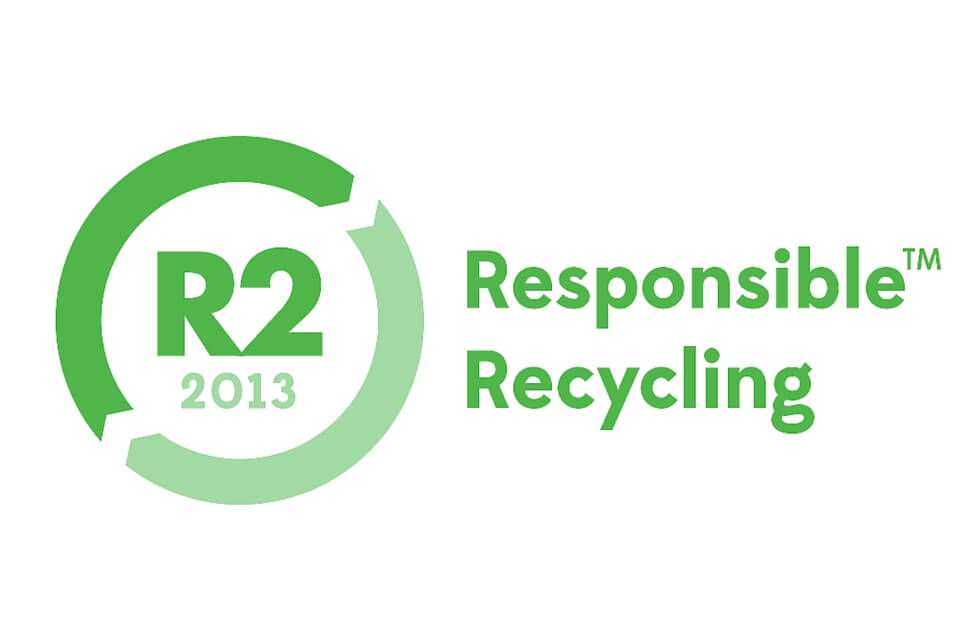 R2 Responsible Recycling Logo
